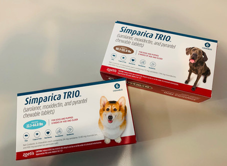 Giving Tick medication just got a whole lot easier!