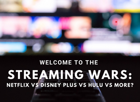 Streaming Wars: Netflix vs. Disney+ vs. Hulu. Which one is right for you?