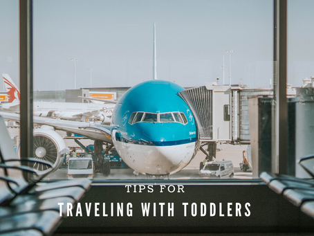 Tips for Flying with Kiddos