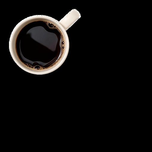 café extraído na cafeteira italiana ou moka
