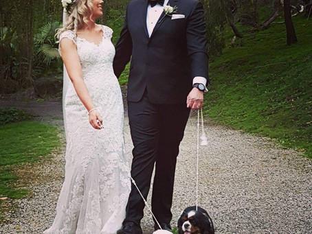 Kate & Nathan's wedding