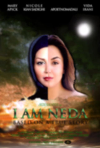 I Am Neda Official Poster