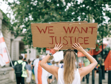 Frauenproteste in Weißrussland