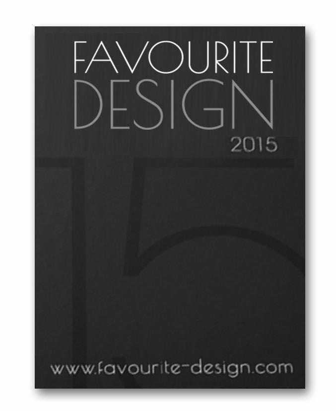 FAVOURITE DESIGN 2015