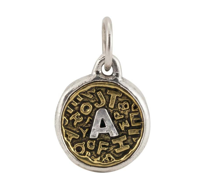 A initial charm