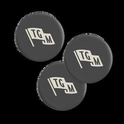 TGIM PINS - $2.75 - $3