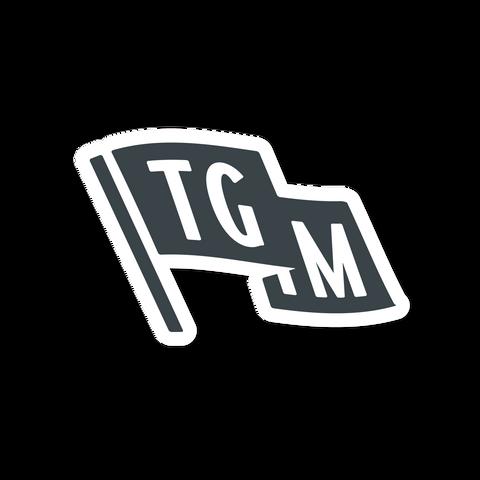 TGIM BRAND STICKER