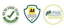AA accreditation etc