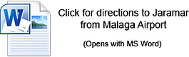Directions to Jaramar from Malaga Airport