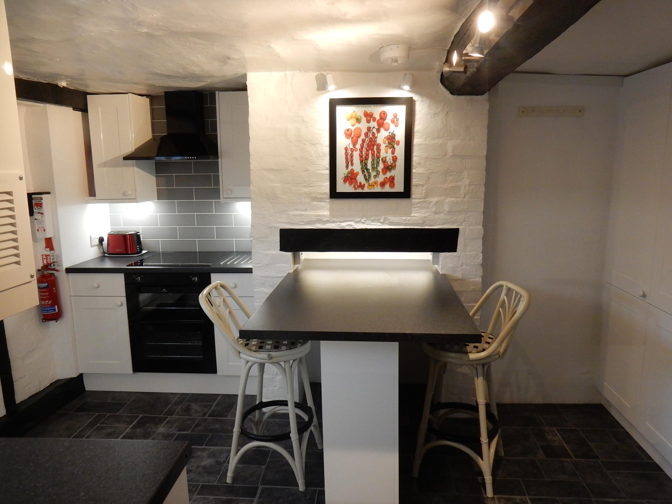 Kitchen in Little Thatch