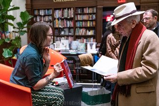 Rachel and Gay Talese.