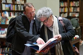 Ron Haviv and Santiago Lyon.