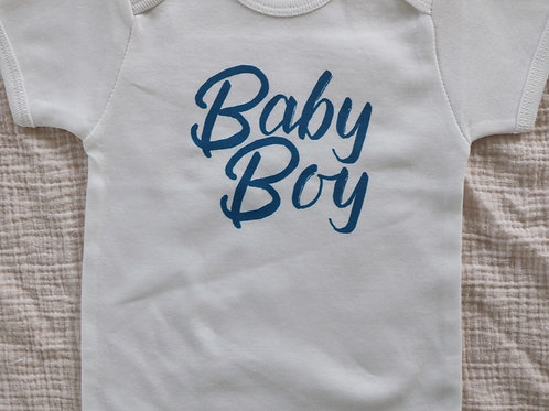 "Body ""Baby Boy"""