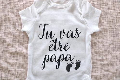 "Body ""Tu vas être papa"""