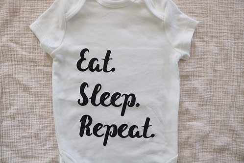 "Body ""Eat, Sleep, Repeat"""
