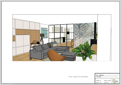 Interieurontwerp Amersfoort | C-Style Concepts