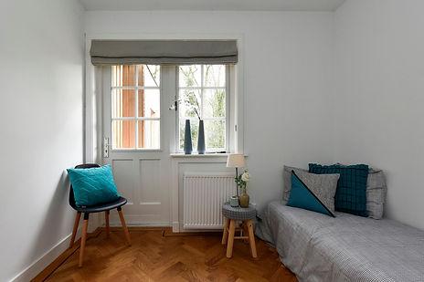 Verkoopstyling met meubelverhuur woning in Baarn
