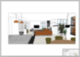 Visualisatie interiereuradvies Eemdijk