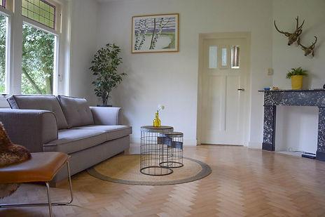 Verkoopstyling met meubelverhuur woning in Doorn