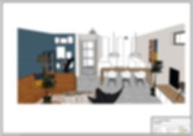Visualisatie interieuradvies Woudenberg
