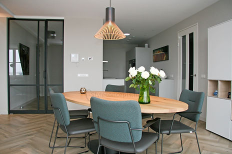 Interieurontwerp Bunscoten-Spakenburg. Stalen deuren- C-Style Concepts
