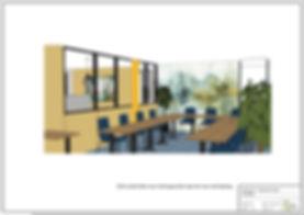 Visualisatie interieurontwerp Stadsring 51 Amersfoort