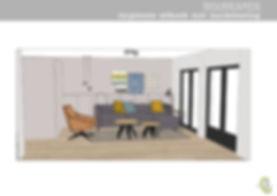 Visualisatie interieuradvies Hooglandeveen