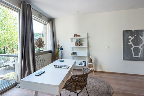Verkoopstyling met meubelverhuur woning in Leusden