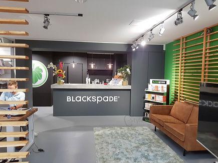 Resultaat showroom Blackspade Leusden
