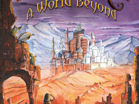 The last Magora book is out (Book 6 - A World Beyond)