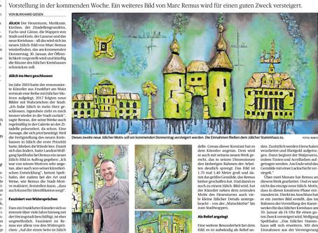 """Newspaper """"Jülicher Nachrichten"""""""
