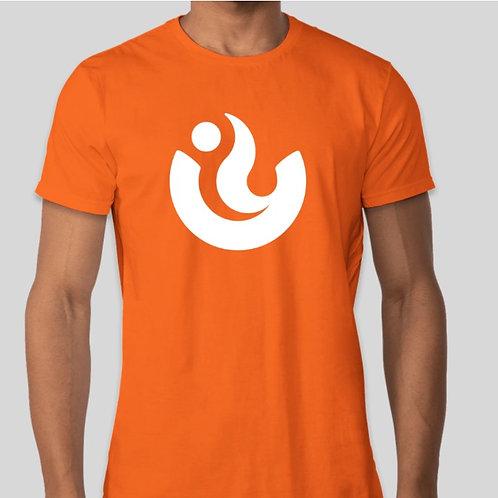 Instrumental Yoga Orange T-Shirt