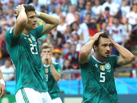 Believe Your Eyes: Germany, Mexico Thrashed