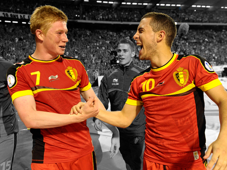 Belgium Preview: A Golden Generation for the Gold?