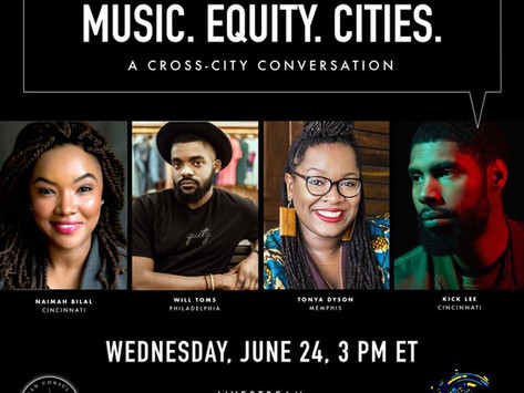 BWAC S2E7 - Music. Cities. Equity