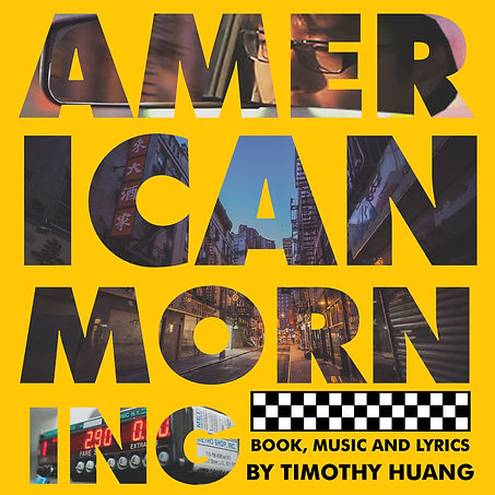 American Morning Graphic Square by Tim H