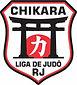 Logo Da Liga Chikara de Judô do Estado d