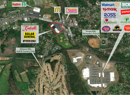 MW Investment Co. Acquires Mimosa Hills in Morganton, NC