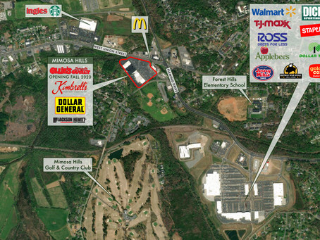 MW Investment Co. Announces 33,000 SF lease with Ollie's Bargain