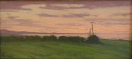 Crepuscule over Elie, Fife