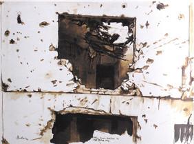 Shattered Home, Mostar, 1994