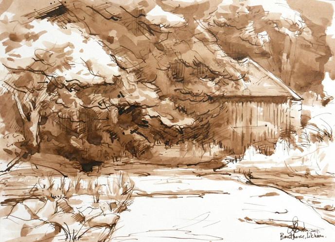 The Boathouse, Kilchoan.