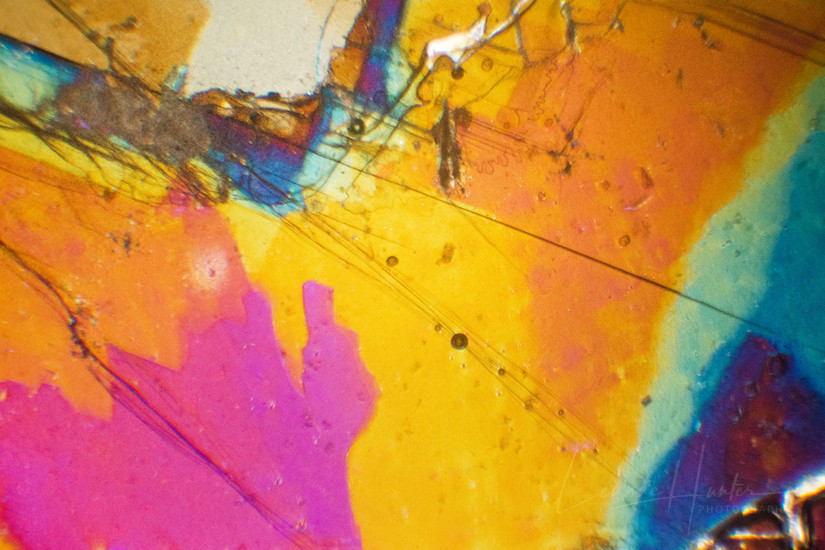 Calcite Thin Section