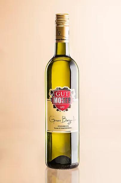 Grauer Burgunder - Schmiernberg
