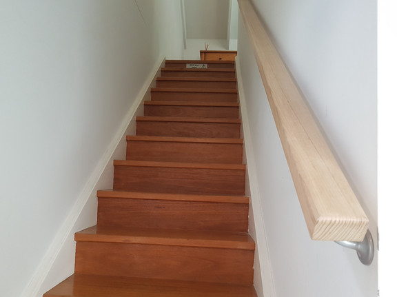 Stairs in The Studio