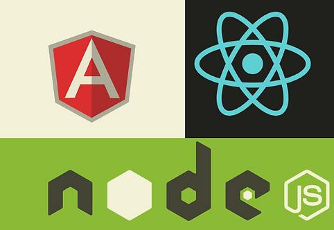 Web Development [Angular + NodeJS]