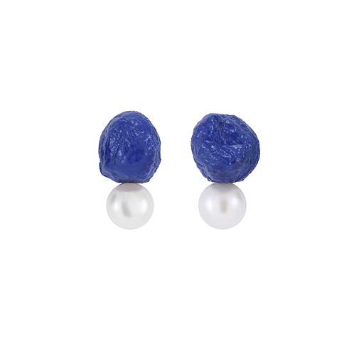 Mystic pearl earrings