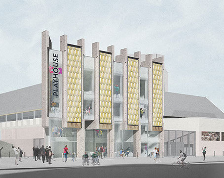Leeds Playhouse Refurbishment