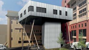 Leeds General Infirmary, Hybrid Theatres