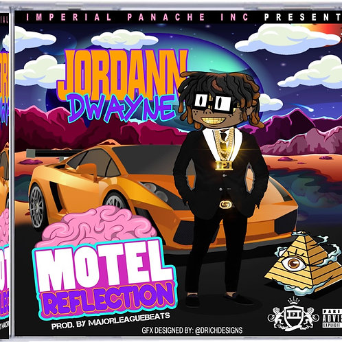 Motel Reflection C.D ( HardCopy )